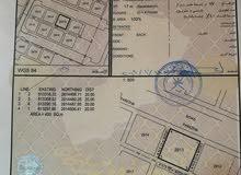 ارض سكني تجاري بالمعبيله الرابعه بالقرب من الصناعيه مساحة 400 متر