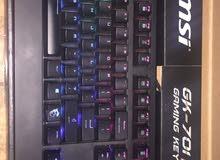 كيبورد GAMING GK-701 RGB