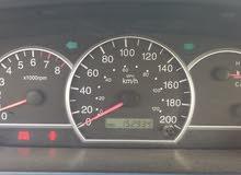 Grey Kia Carens 2004 for sale