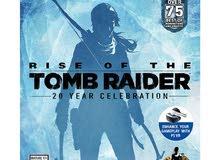 Rise of the tomp Rider .. للبدل