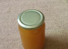 عسل ربيعي مخلط بالسرول طبيعي