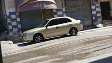 Manual Hyundai 2001 for sale - Used - Amman city