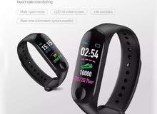 ساعة تكنولوجيا رياضية m3 plus sports