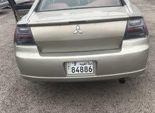 km Mitsubishi Galant 2007 for sale