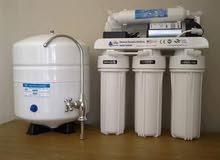 فلاتر مياه أمريكي 8 مراحل كفالة 7 سنوات عرض لليوم فقط (لحق حالك )