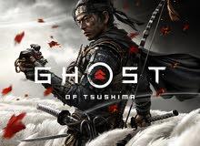 شريط جوست اوف تسوشيما Ghost of Tsushima