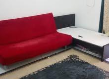 الشارقة القاسيميه غرفة وصالة مفروشة سوبر لوكس مع بلكونة