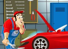 خدمات صيانة السيارات الجديدة