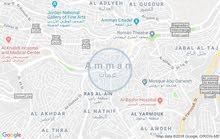 قرب الجامعه الاردنيه في منطقه صويلح