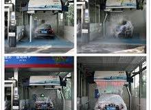 للبيع : الة لغسل السيارات بتقنية 360 درجة