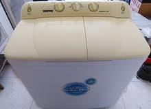 GEEPAS semi washing machine
