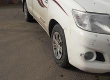 Manual Toyota 2014 for sale - Used - Khamis Mushait city