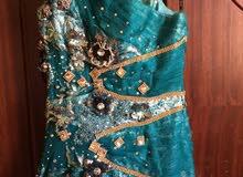 فستان ازرق رائع