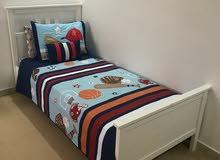 غرفه اطفال من ايكيا بحاله ممتازه للبيع