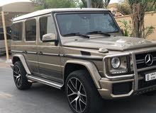 Mercedes G_class 2013 Free accident