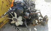 محرك  (تويوتا فورانر + تندرا )V6-34 بالمغديات  + كمبيو رباعي + قطع غيار   استيراد كندا .