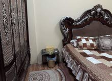 غرفة نوم نظيفة وكاملة للبيع