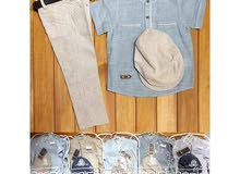 ملابس اطفال خامه تركية با اسعار منافسه