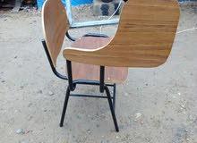 كرسي مدرسي وكراسي جمله مفرد خشب صاج07727595740  ا كو  خدمه توصيل
