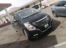 Renting Hyundai cars, H-1 Starex 2011 for rent in Irbid city