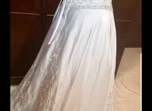 فستان زفاف 80 دينار
