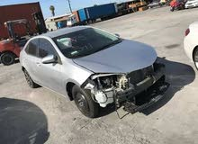 2017 Used Corolla with Automatic transmission is available for sale