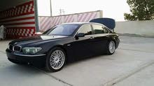 0 km BMW 745 2004 for sale