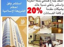 Sharq neighborhood Kuwait City city - 60 sqm apartment for sale