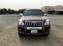 km Toyota Prado 2007 for sale