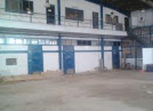 مركز خدمة سيارات قائم و يعمل للبيع