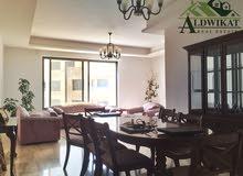 شقة جميلة طابق رابع للايجار في خلدا , مساحة البناء 200 م مع ترس 5 م