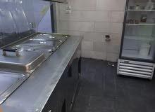 مطعم شعبي و مشغل تواصي مندي وزرب ومناسف للبيع بسعر مغري