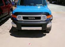 Used Toyota FJ Cruiser for sale in Tripoli