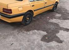 سياره البيع بيجو 405 بيه ضربه صندوك اوصوليات كامله ثاني يوم احول