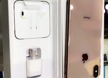 iPhone X S MAX Gold terbu sim 64GB