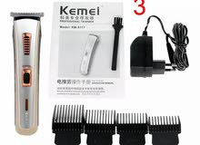 ماكينات حلاقه من شركة kemei أصليه  %