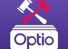 نقاط اوبتو (Optio) بأسعار مميزة