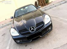 2009 Used SLK with Manual transmission is available for sale