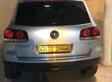 Volkswagen Touareg 2009 For sale - Silver color