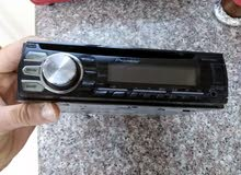 مسجل سيارة بايونير اصلي cd radio aux falsh بحالة ممتازة للبيع ب 35 د الزرقاء. 07