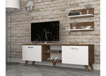 طاولة تلفاز والشحن مجاني لجميع المدن السعوديه