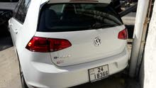 Volkswagen E-Golf 2016 For sale - White color