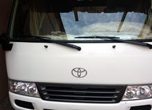 Toyota Coaster 2016 for rent per Year