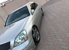 Available for sale!  km mileage Lexus LS 2001