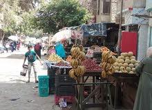 محل بسوق تجارى بجوار مسجد عمرو بن العاص