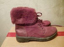 حذاء شتوي للبيع