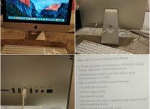 للبيع iMac نضيف جدا مستعمل استعمال قليل