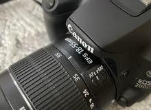 كاميرا كانون 200D للبيع