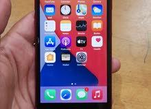 ايفون 8 احمر عادي 256 جيجا للبيع