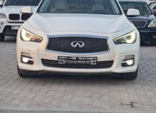 Infiniti Q50 GCC first owner, excellent condition, 2016